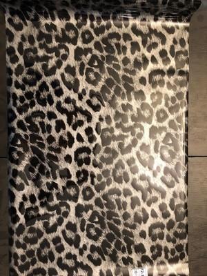 Cheetah Silver