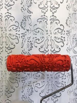 Baroque Art Roller