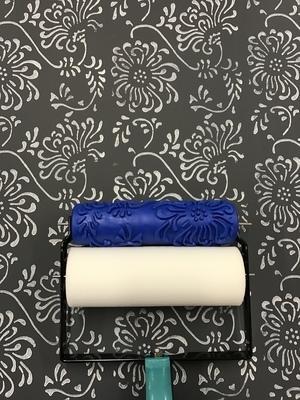 Chrysanthemum Stamping Roller