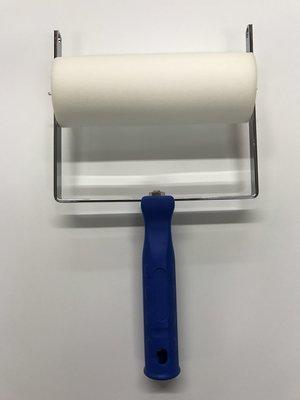 Stamping Roller Handle with Sponge