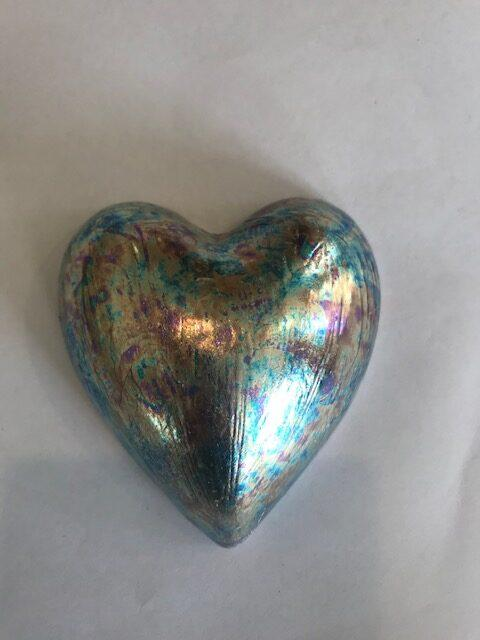 Adele Small Heart rotated